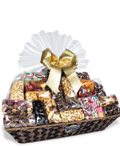 The Ultimate Indulgence Gift Basket