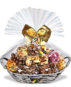 Tasty & Tasteful Gift Basket