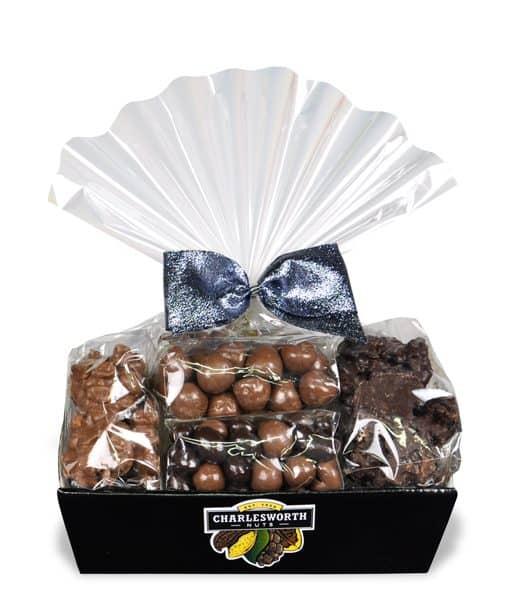 Chocolate Lovers Gift Basket