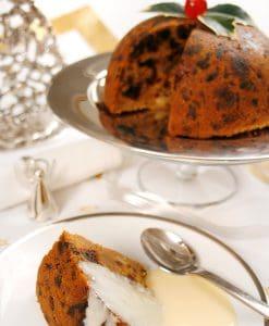 Santas Favourite Pudding