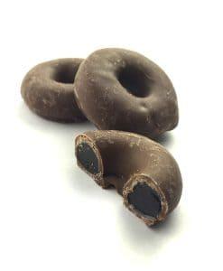 Chocolate Aniseed Rings