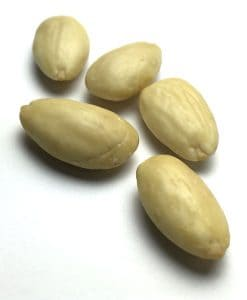 Raw Blanched Almonds