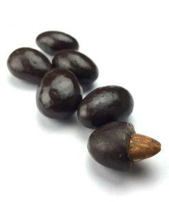 Charlesworth Nuts Dark Chocolate Almonds