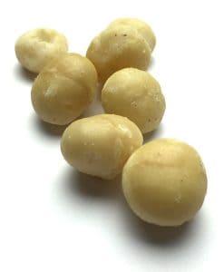 Raw Macadamias