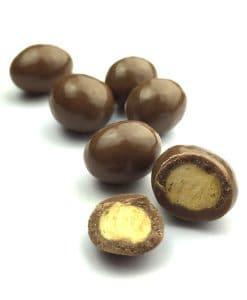 Chocolate Honeycomb Balls