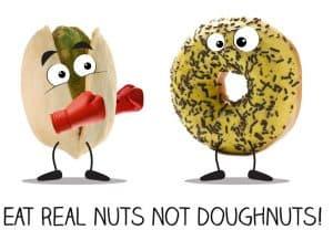 Nuts-Doughnuts
