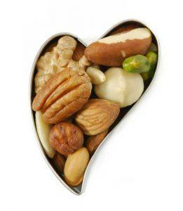 Nuts-Heart