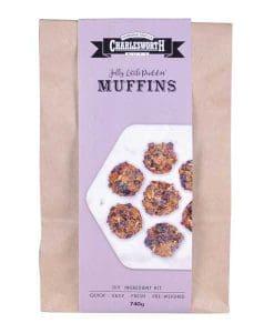 Jolly Little Puddin' Muffins