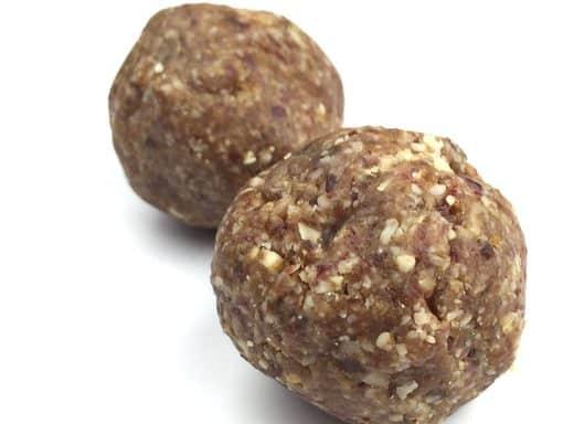 Cashew n Cranberry Bliss Ball