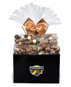 Chocolate Medley Gift Basket
