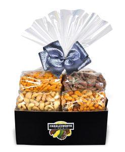 Tastebud Titillations Gift Basket