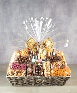 Christmas Gift Mammoth Hamper Basket