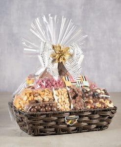 Christmas Hamper Connoisseur's Choice Gift Basket