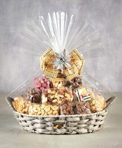 Christmas Hampers Tasty & Tasteful Gift Basket
