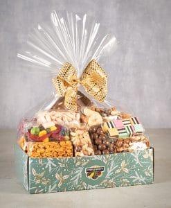 Christmas Hampers Christmas Banquet Gift Basket