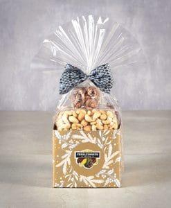 Sweet 'n' Savoury gift basket front