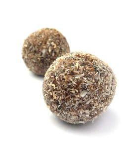 Coconut 'n' Fruit Bliss Ball