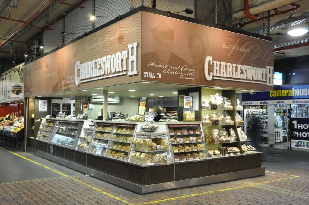 Adelaide Central Market Charlesworth Nuts