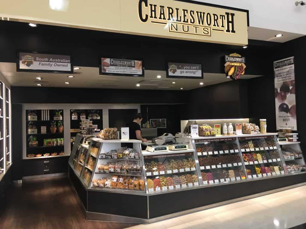 Charlesworth Nuts City Cross Arcade