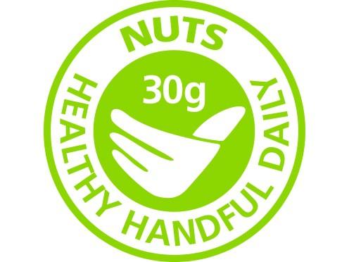 Healthy Handful Nuts Logo 30g