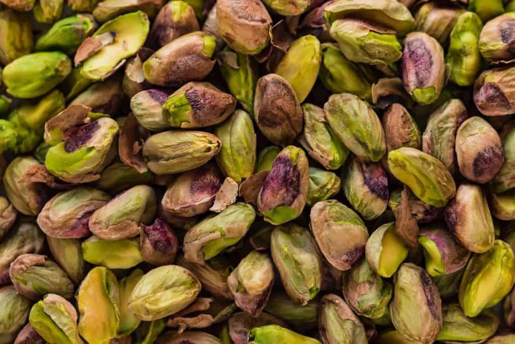 pistachio fibre