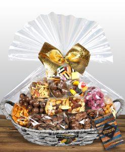 Tasty & Tasteful Father's Day Gift Basket