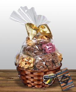 Chic to Cheek gift basket hamper