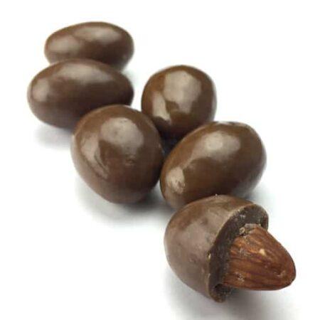 Chocolate Almonds 500g