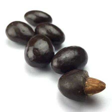 Dark Chocolate Almonds 500g