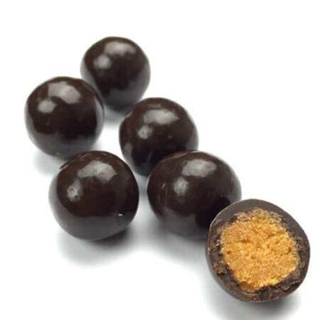 Dark Chocolate Apricots 500g