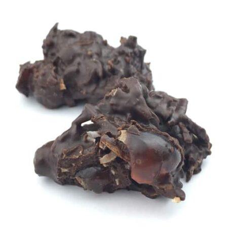 Dark Cherry Rough Clusters 450g