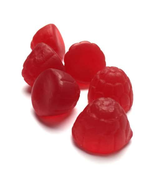 Raspberries 500g