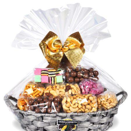 Tasty and Tasteful Gift Basket