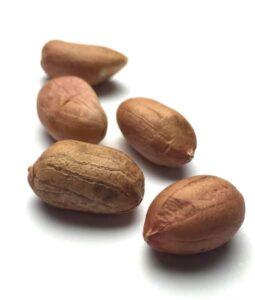 Raw Peanuts 500g
