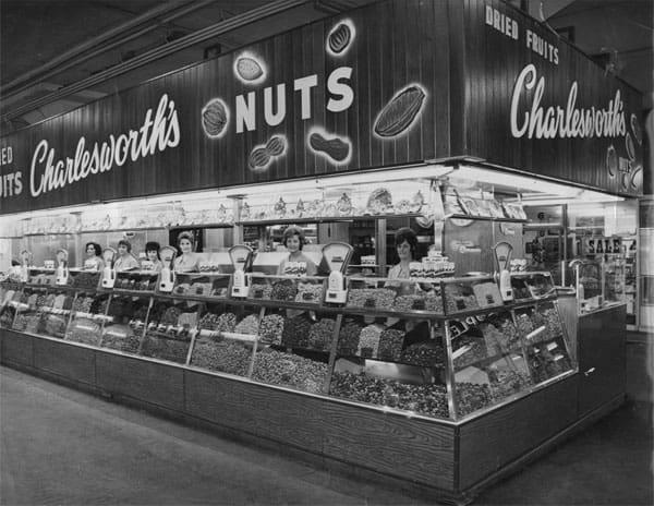 Adelaide Central Market in 1972